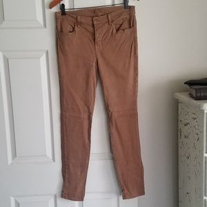 J Brand Skinny 29 Actual 31x30 Excellent Condition